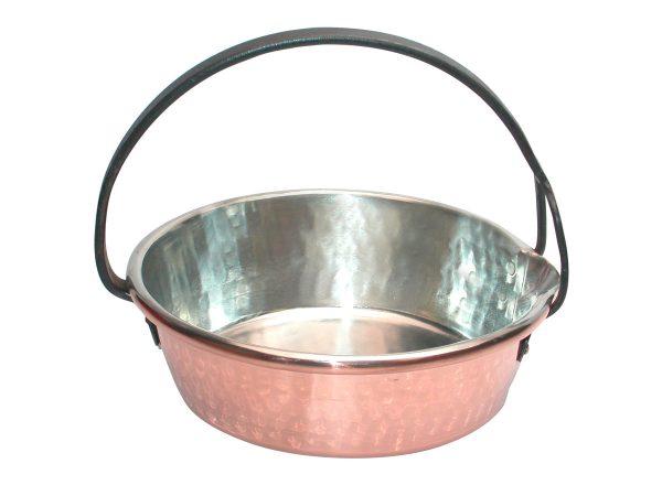 Copper Risotto Pan 26 cm