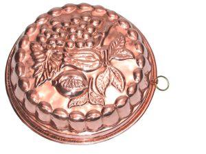 Grapes Copper Cake Pan cm. 28